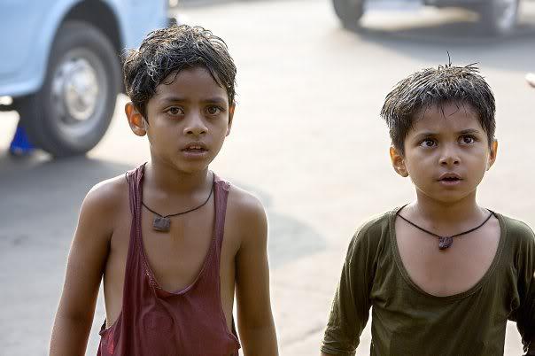 Slumdog Millionaire (2008) Oscars Movie SalimandJamal