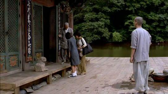 Bom yeoreum gaeul gyeoul geurigo bom (2003) Spring, Summer, Fall, Winter & Spring Spring06