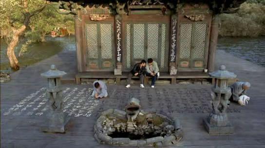 Bom yeoreum gaeul gyeoul geurigo bom (2003) Spring, Summer, Fall, Winter & Spring Spring14