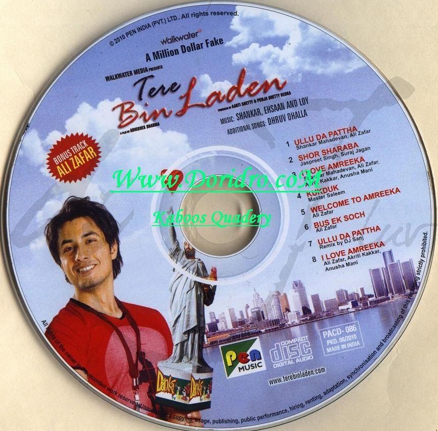 Tere Bin Laden (2010)  Ali Zafar TereBinLaden-Disc1