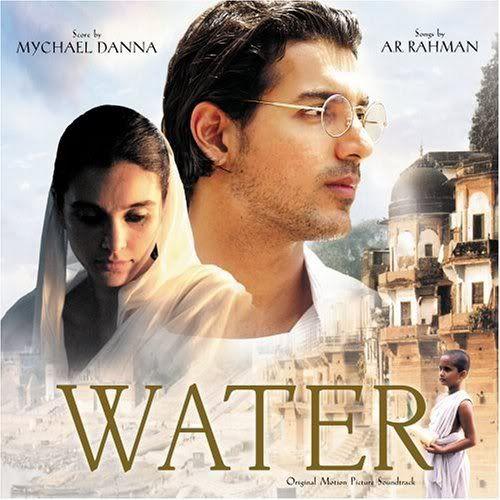 Water (2005) Canada-India WaterOSTCover