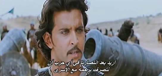 Jodhaa Akbar (2008) with Arabic subtitles Snapshot20080909125322