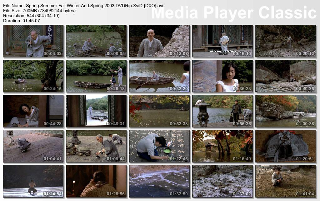 Bom yeoreum gaeul gyeoul geurigo bom (2003) Spring, Summer, Fall, Winter & Spring Thumbs-BomYeoreum