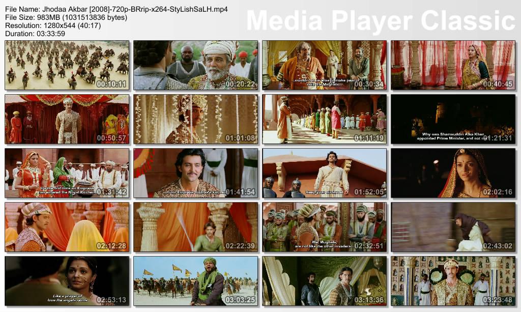 Jodhaa Akbar (2008) with Arabic subtitles Thumbs-Jhodaa