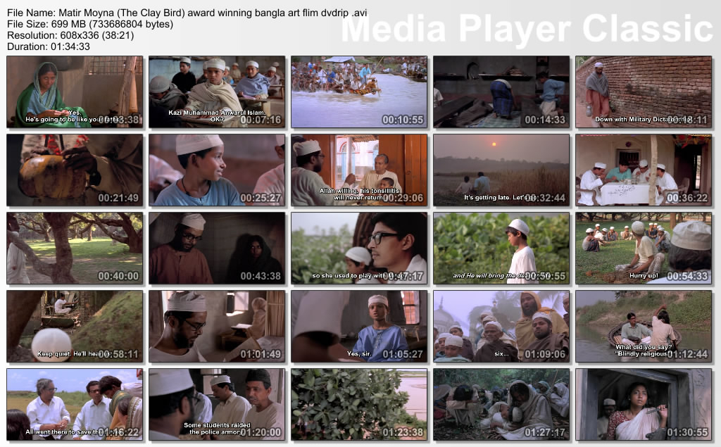 Matir Moyna (Bangladesh, 2002) The Clay Bird Thumbs-MatirMoyna