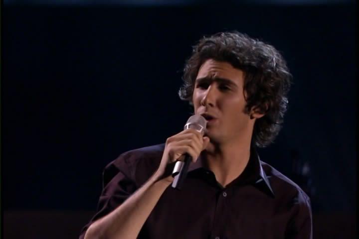 Josh Groban - Live in Concert (2002) Luv Snapshot03