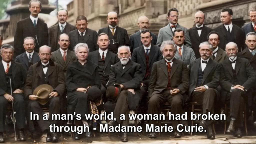 BBC - The Genius of Marie Curie MarieCurie01