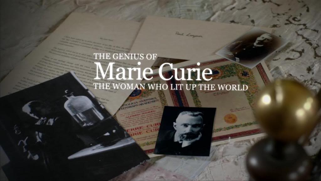 BBC - The Genius of Marie Curie MarieCurie03