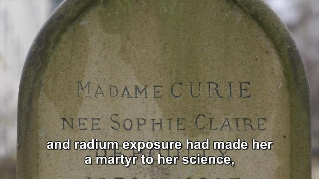 BBC - The Genius of Marie Curie MarieCurie10