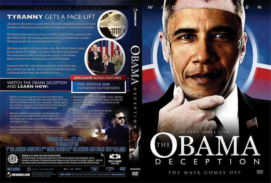 خدعة أوباما (2009) The Obama Deception ObamaDVD