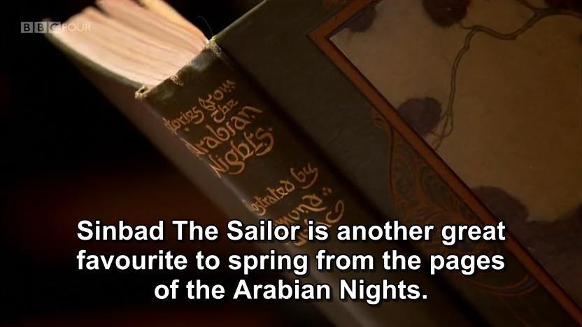 BBC4 - Secrets of The Arabian Nights (2011) Richard E. Grant SecretsoftheArabia01