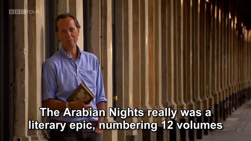 BBC4 - Secrets of The Arabian Nights (2011) Richard E. Grant SecretsoftheArabia04