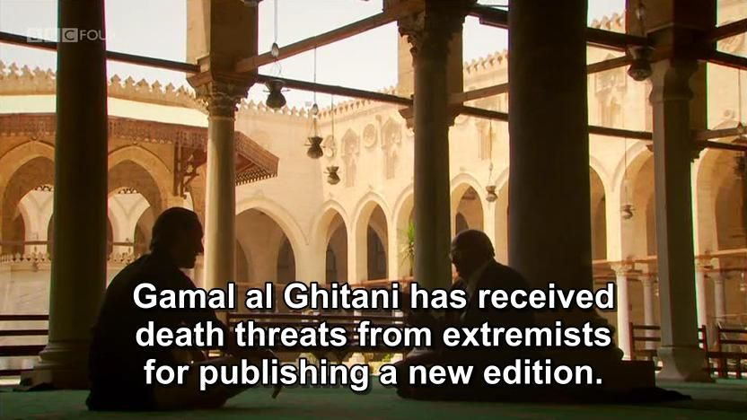 BBC4 - Secrets of The Arabian Nights (2011) Richard E. Grant SecretsoftheArabia06