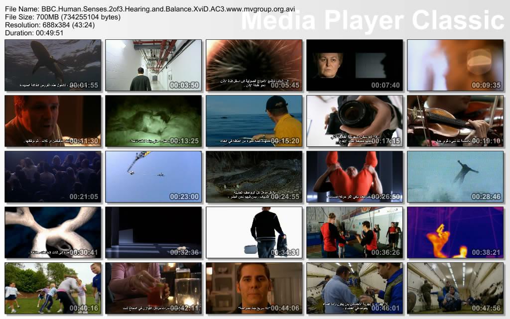 BBC - Human Senses Thumbs-BBCHumanSenses2of3HearingandBalance
