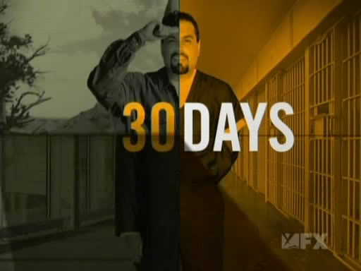30Days as... (Season01) - Morgan Spurlock Snapshot20090714070337