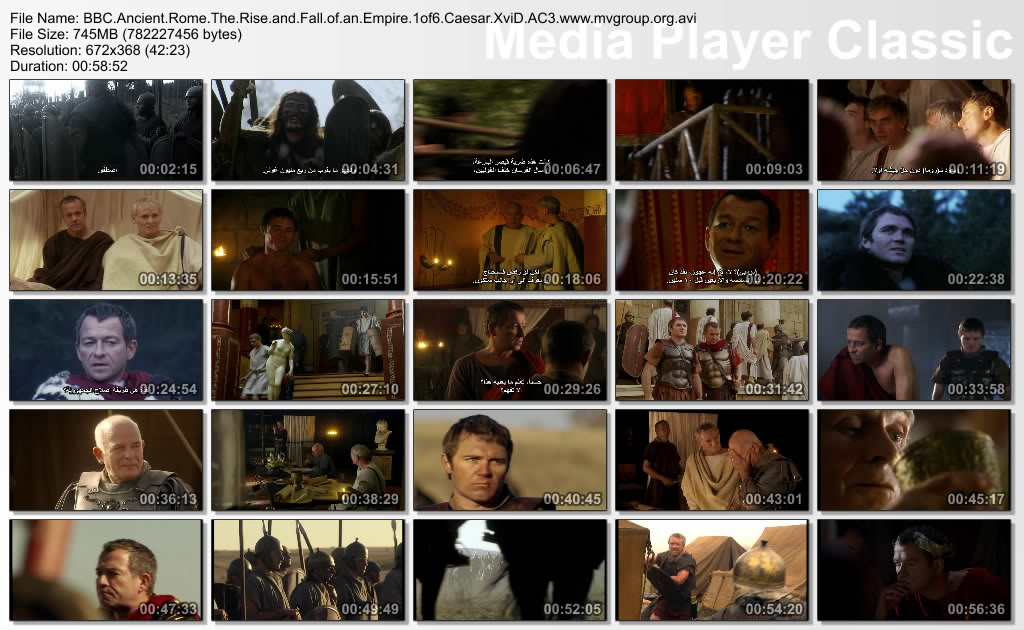 BBC - Ancient Rome: The Rise and Fall of an empie (2006) Full-6-episode Thumbs-BBCAncientRomeEpisode01