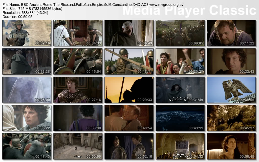 BBC - Ancient Rome: The Rise and Fall of an empie (2006) Full-6-episode Thumbs-BBCAncientRomeEpisode05