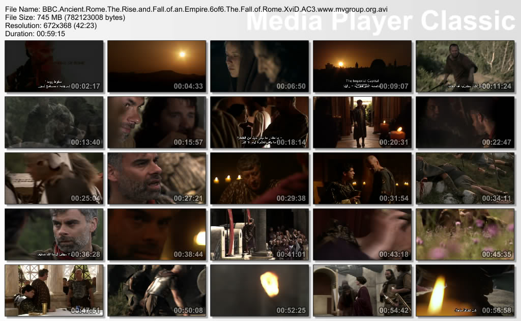 BBC - Ancient Rome: The Rise and Fall of an empie (2006) Full-6-episode Thumbs-BBCAncientRomeEpisode06