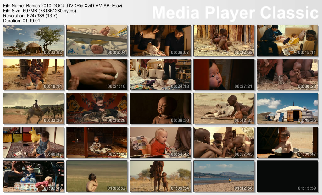 Babys (2010) the most joyful Docu ever Thumbs-Babies