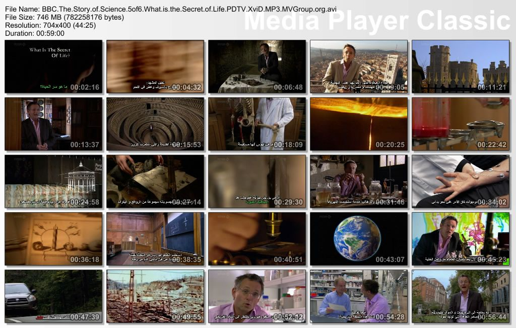 BBC - The Story of Science (2010) Full 6 Episodes Thumbs-Science5of6