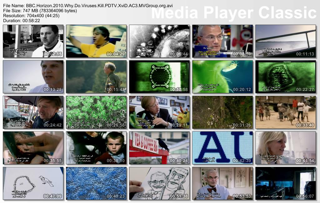 BBC Horizon - Why Do Viruses Kill (2010) Docu Thumbs-WhyViruses