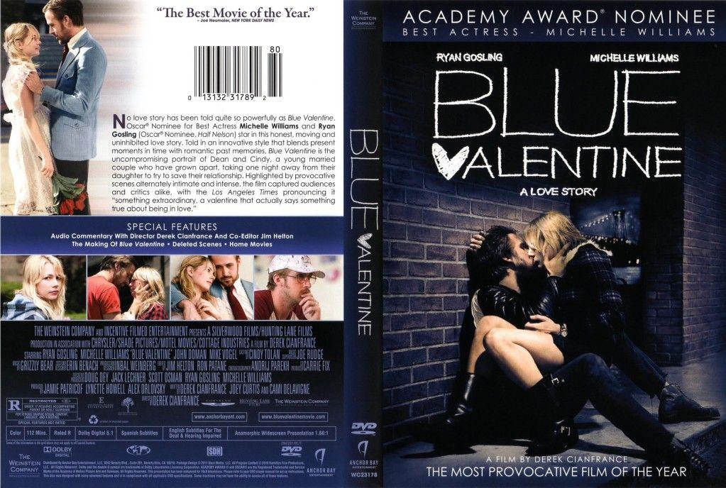Blue Valentine (2010) Ryan Gosling BlueValentineALoveStoryDVD