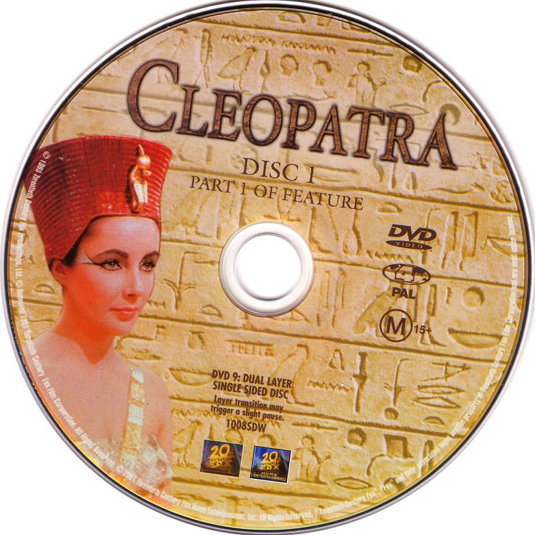 Cleopatra (1963) Elizabeth Taylor Cleopatra-CD1