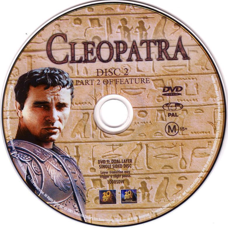 Cleopatra (1963) Elizabeth Taylor Cleopatra-CD2