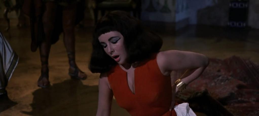 Cleopatra (1963) Elizabeth Taylor Cleopatra05
