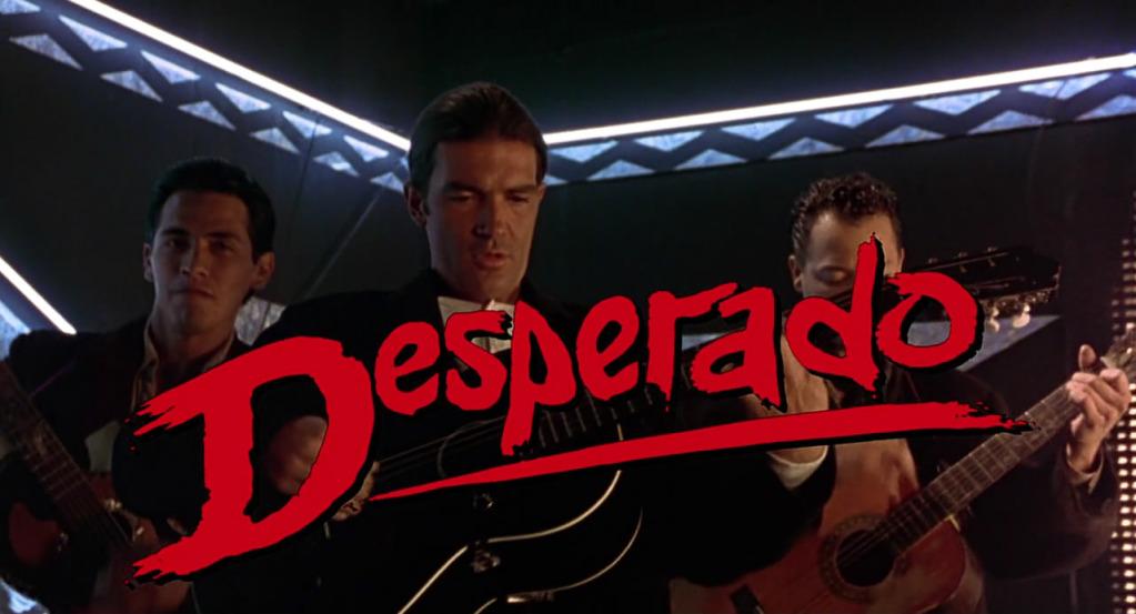 Desperado (1995) Antonio Banderas & Salma Hayek Desperado01