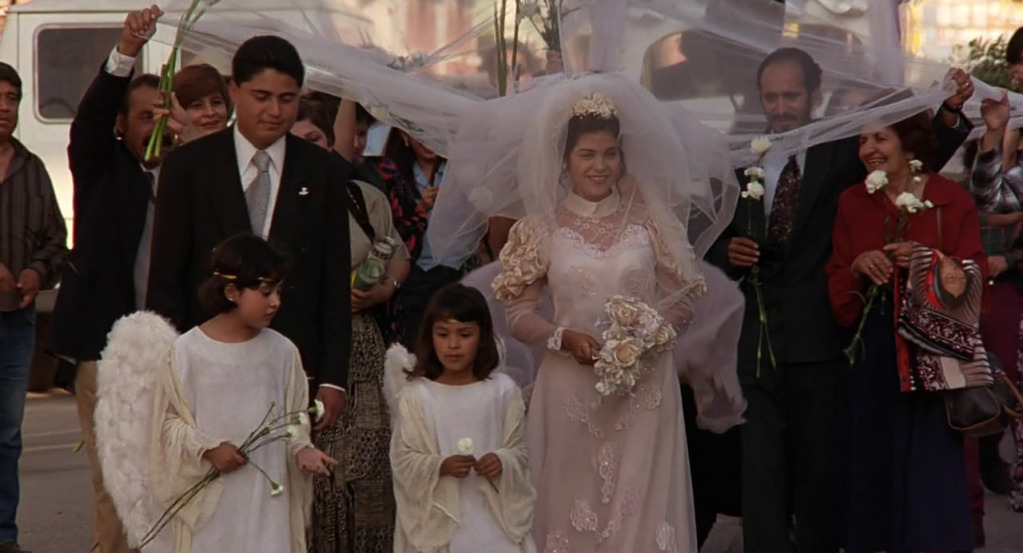 Desperado (1995) Antonio Banderas & Salma Hayek Desperado10