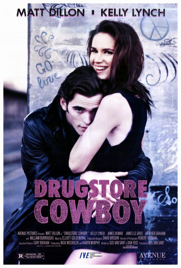 Drugstore Cowboy (1989) Gus Van Sant Drugstore-Cowboy-1989
