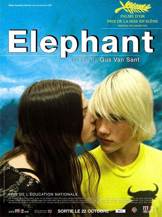 Elephant (2003) Gus Van Sant Elephant2003