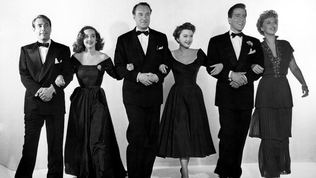 All About Eve (1950) Joseph L. Mankiewicz EvaAlDesnudo