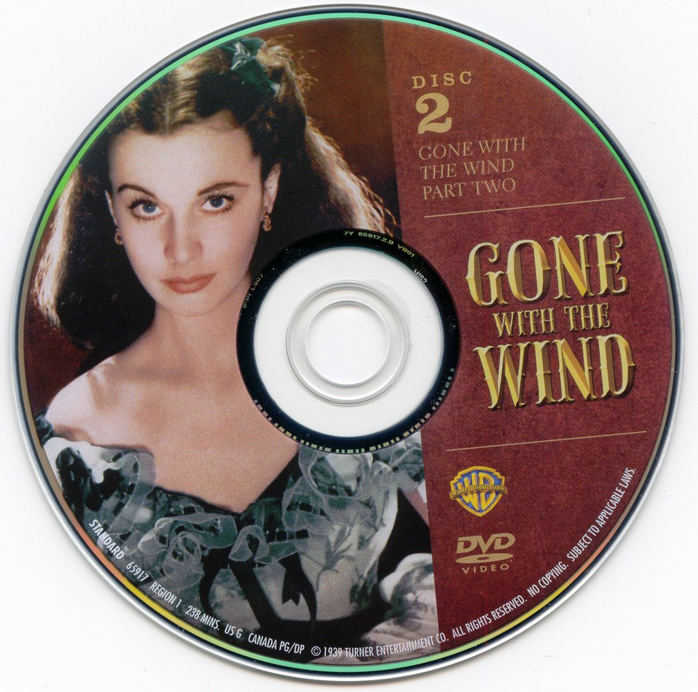 Gone With The Wind (1939) Vivien Leigh GoneWithTheWindDVD2