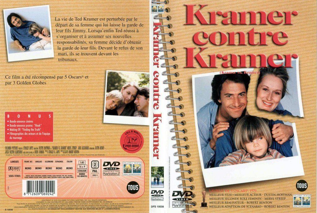 Kramer vs. Kramer (1979) 5 Oscars KramerVsKramerFrenchDVD