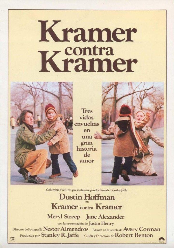 Kramer vs. Kramer (1979) 5 Oscars KramervsKramer1979