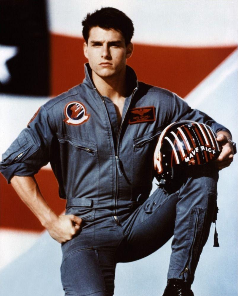 Top Gun (1986) Tom Cruise Maverick-TopGun