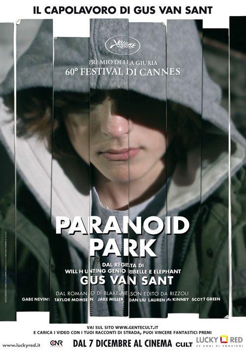 Paranoid Park (2007) Gus Van Sant ParanoidPark