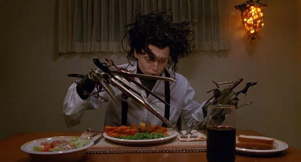 Edward Scissorhands (1990) Tim Burton Scissorhands06