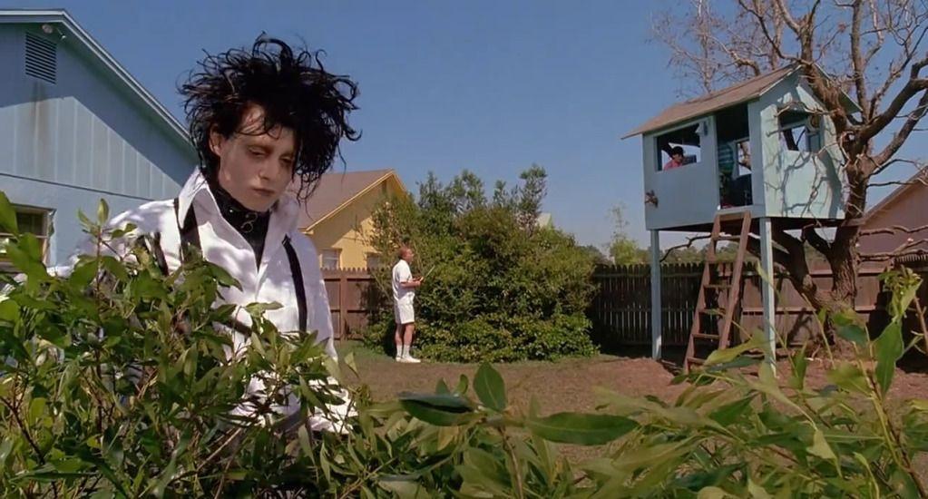Edward Scissorhands (1990) Tim Burton Scissorhands08