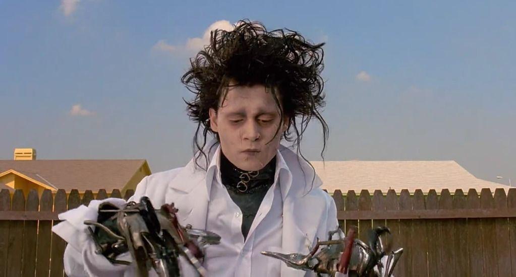Edward Scissorhands (1990) Tim Burton Scissorhands12