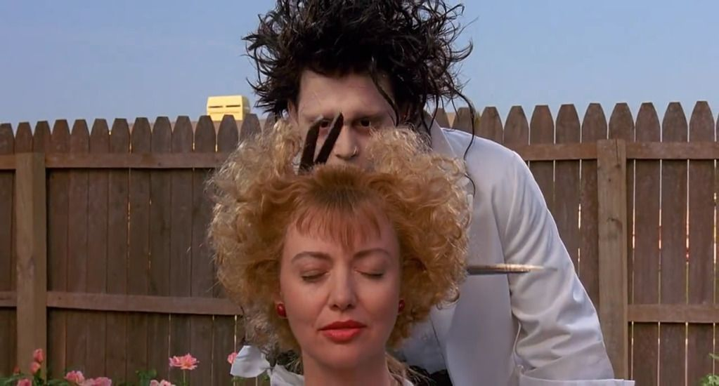 Edward Scissorhands (1990) Tim Burton Scissorhands14