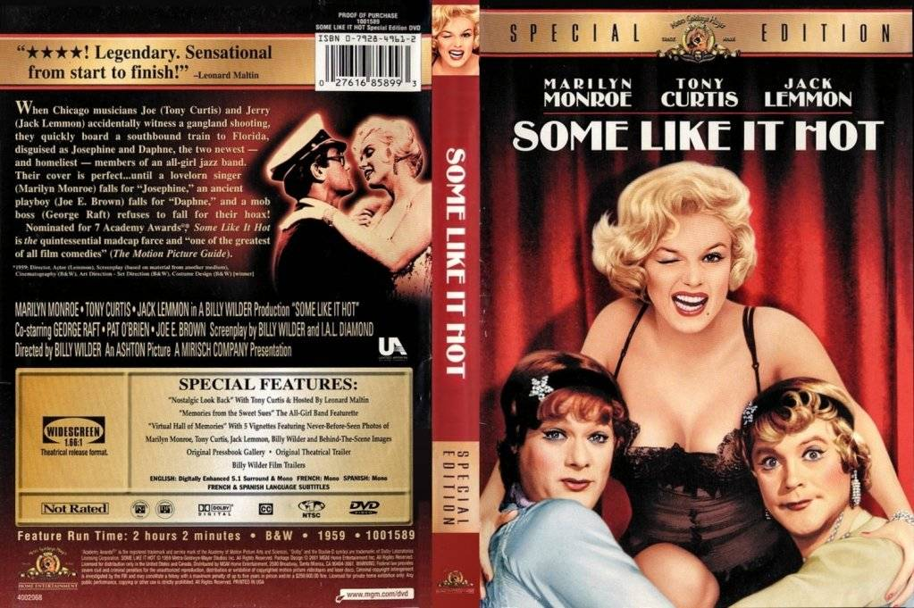 Some Like It Hot 1959 x264 DTS-WAF SomeLikeItHotDVDcover