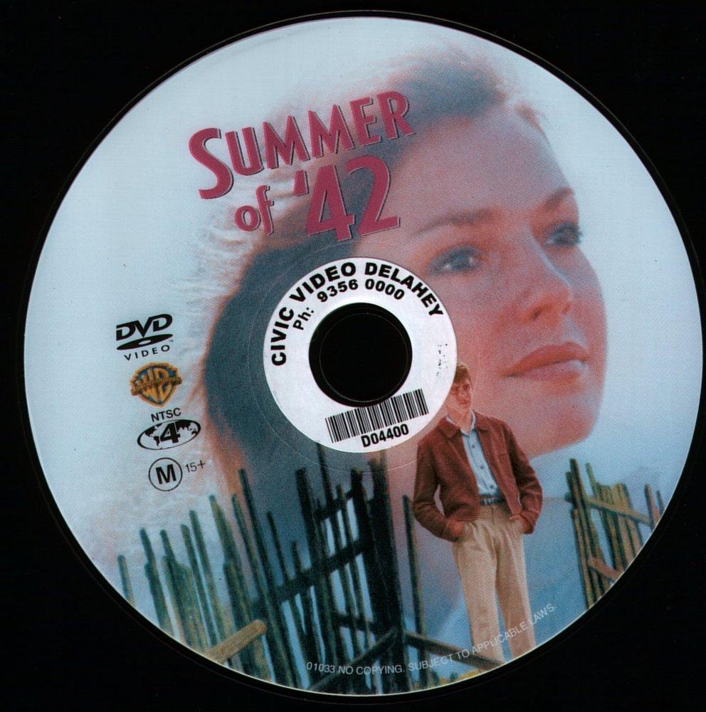 Summer of '42 (1971) Eng_Fra_x264_multisub_Soundtrack - TPB SummerOf42-DVD