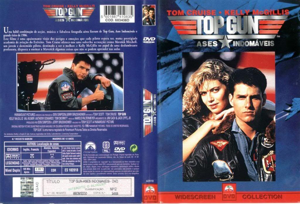 Top Gun (1986) Tom Cruise TopGun-DVDcover
