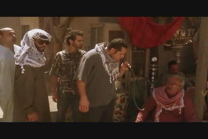قصة الضفة الغربية (2005) West Bank Story WestBank002