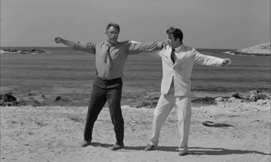 Zorba, the Greek (1964) Anthony Quinn Zorba10
