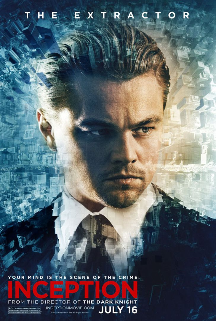 Inception (2010) Christopher Nolan Inception-movie-poster