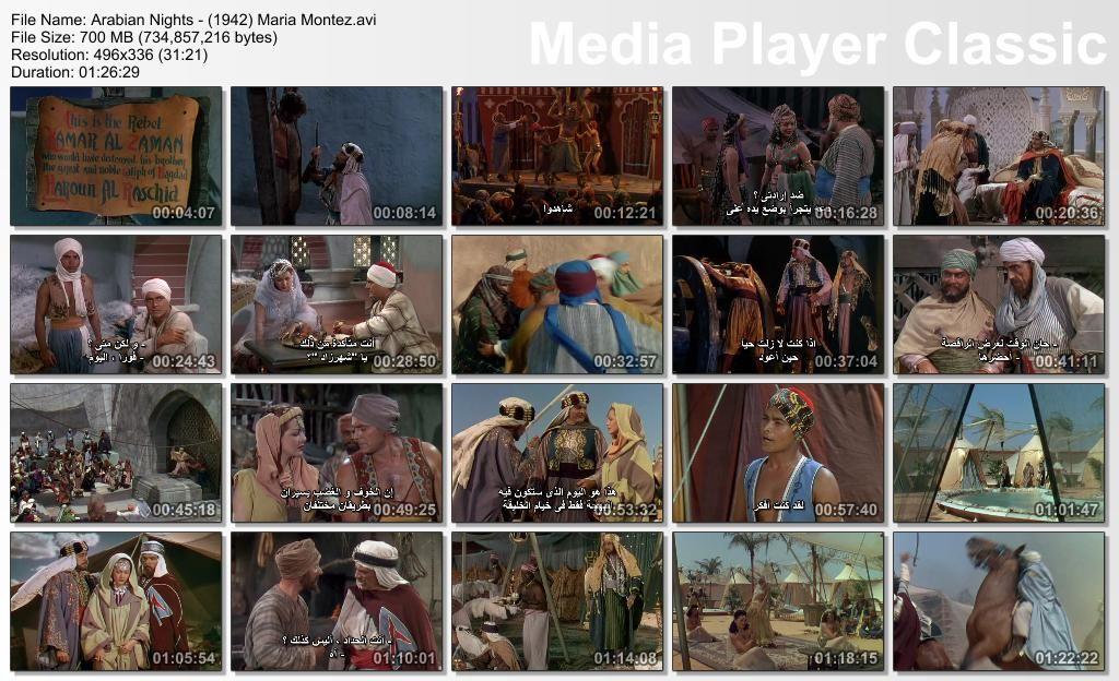 Arabian Nights (1942) Maria Montez Thumbs-ArabianNights